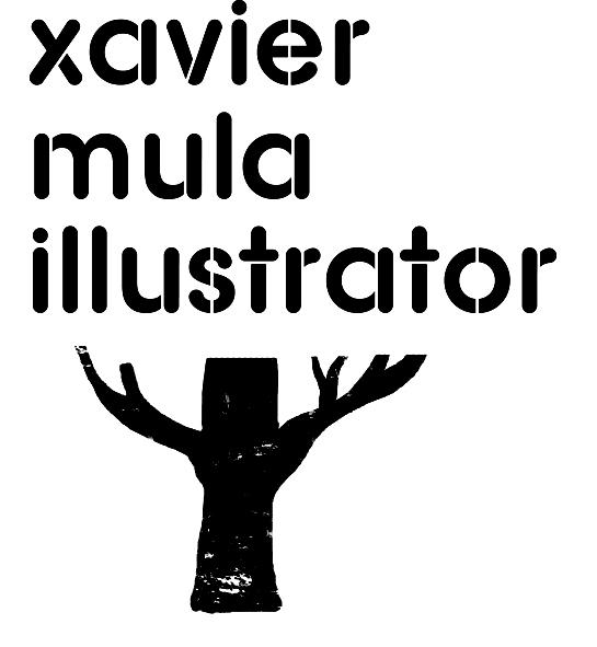 Xavier Mula illustrator