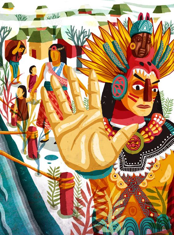 300 Maya Noble original