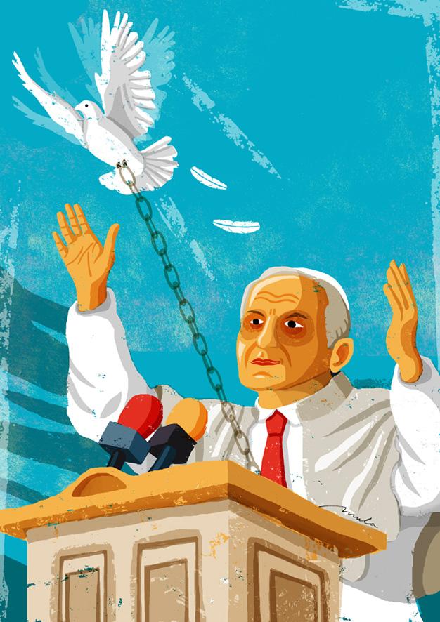 Juan Pablo II y la política