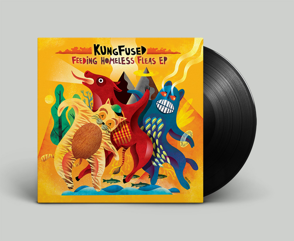 vinyl-kungfused