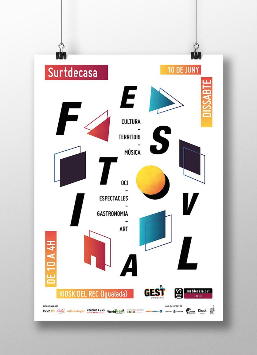 Surtdecasa festival