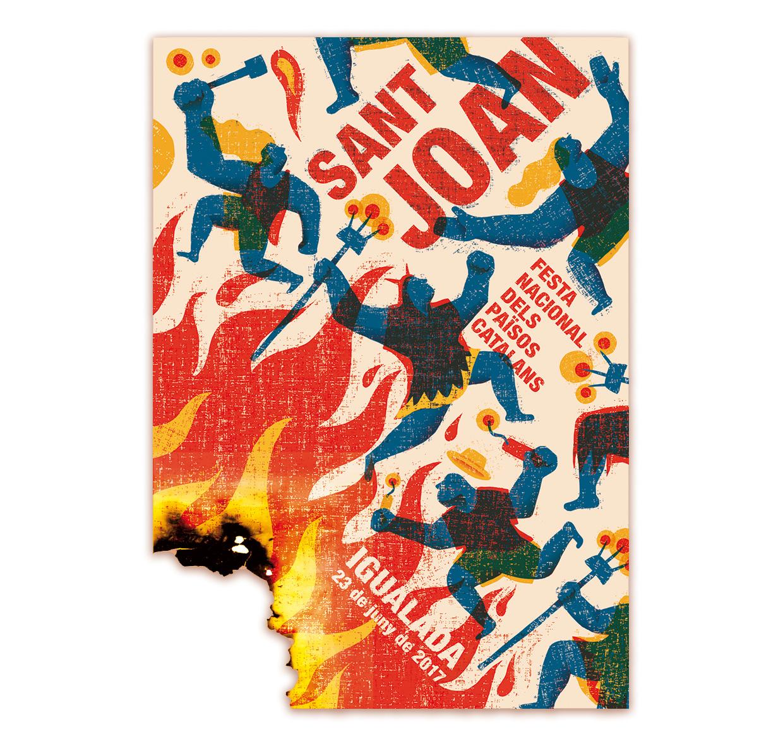 Mtg cartell cremat blanc
