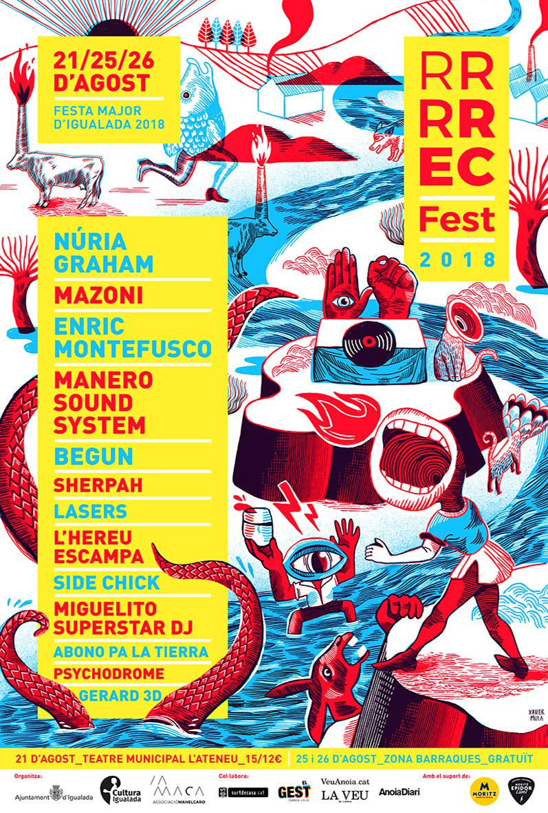RRRREC Festival 2018