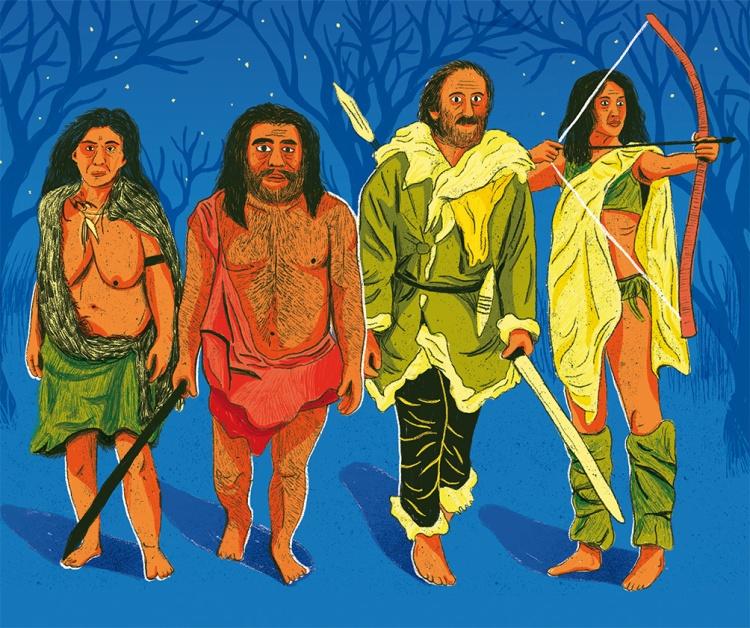 simple sapiens neandertal acoplada2