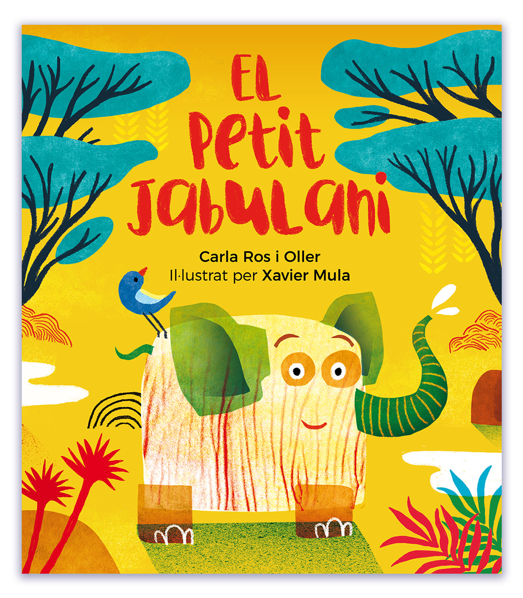 'El Petit Jabulani' children book