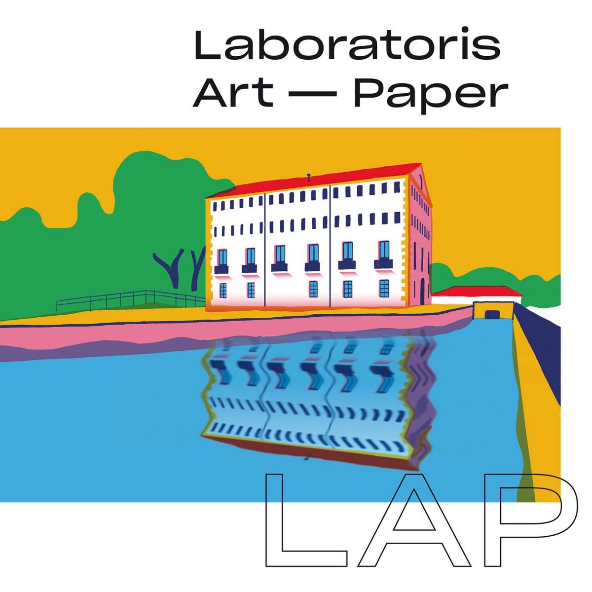 Laboratories Art-Paper – Museu Molí Paperer deCapellades